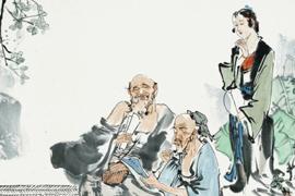 刘子默:中国绘画与大众生活——风水因素