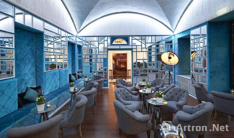 城中新景:布达佩斯Aria酒店