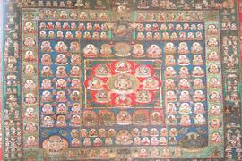陈粟裕:藏传佛教的藏密系统