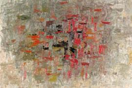 张敢84集:抽象表现主义代表---行动绘画