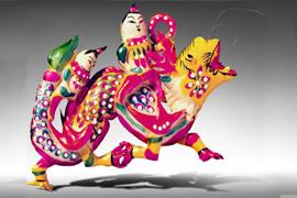 吕胜中:民间艺术是中国传统不可或缺的部分