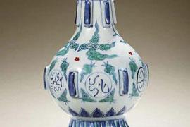 吕成龙:成化以后的明代斗彩瓷器