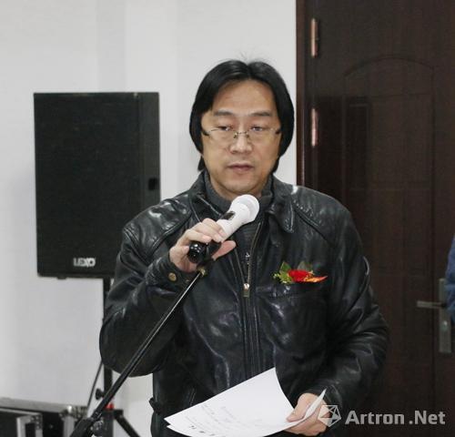 河南省委宣传部副巡视员赵刚部长致辞说道,30年来省书画院涌现