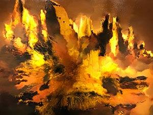 杜春辉--中国精神油画作品展