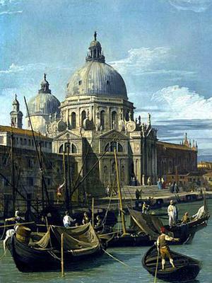意大利大师笔下的威尼斯
