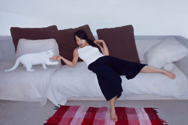 梁晓宁:谈油画创作中的情感表达