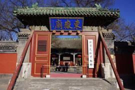 曹彦生:朝阳区物质文化遗产现状
