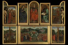 """张坚:杨•凡•艾克的""""根特祭坛画""""及其他绘画作品"""