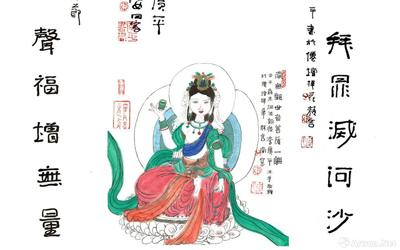 禅境之心 性灵之韵——读李广平先生画作