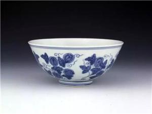 灵秀典雅:明成化青花瓷