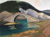安然 小桥流水