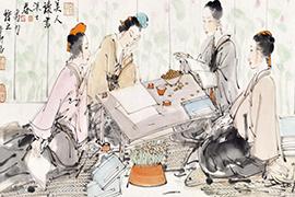 唐勇力:再思考中国画的本体语言及现在语境下的发展