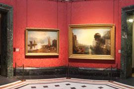 王加《伦敦国家画廊的瑰宝》
