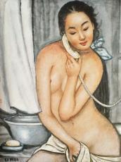裸女《有约之先》
