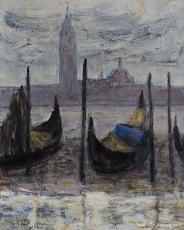 威尼斯小船