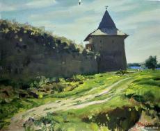 坚果岛上的古要塞