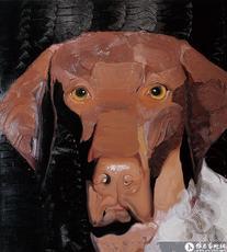 狗No.10空中花园中的地毯^_^<br>Dog No.10 The Rug in the Sky  Garden