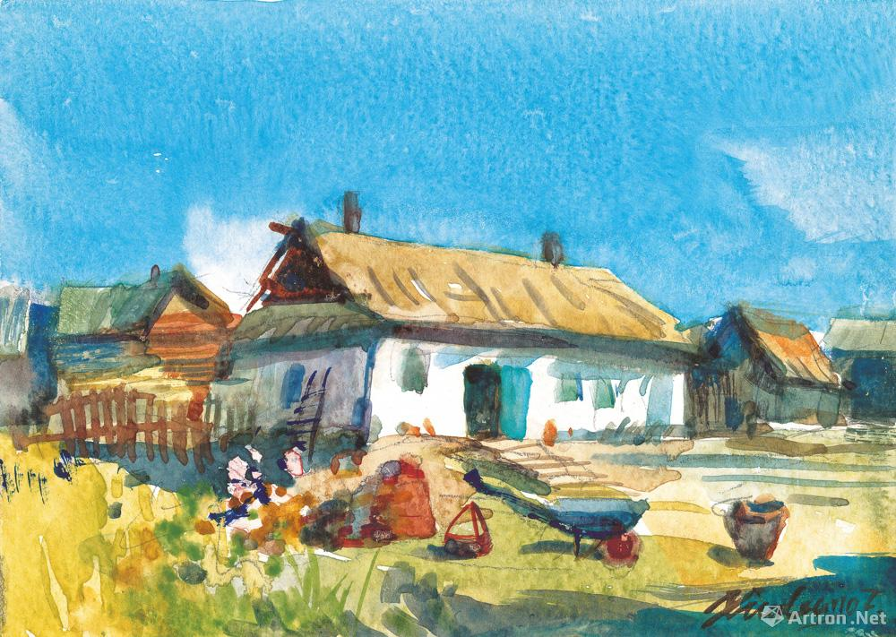 农家小院<br>^_^Small farm house