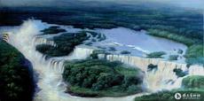 飞流直下三千尺—世界最大瀑布伊瓜苏<br>^_^The Great Silver Cascades—The Iguazu Fall