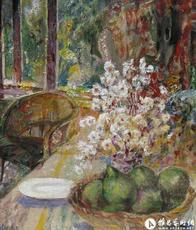 鹰嘴桃和花