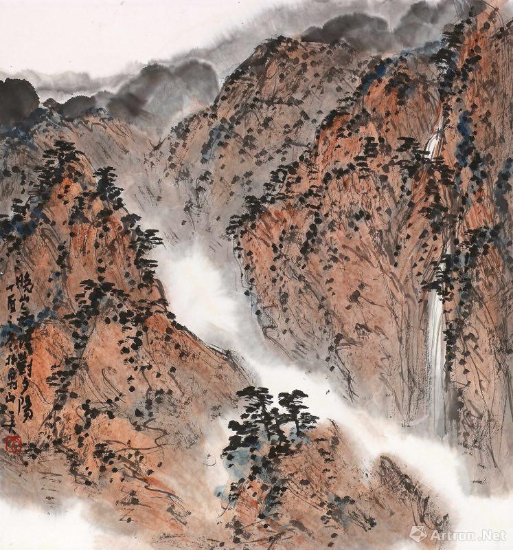 山水系列(31)
