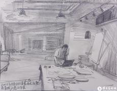 在青城小虎工作室