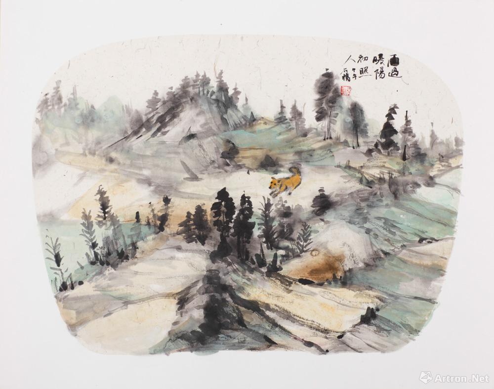 连城写生(7)
