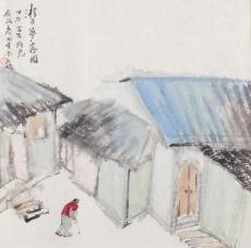 连城写生(13)