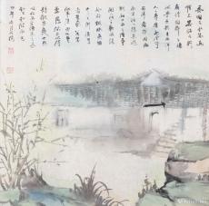 连城写生(16)