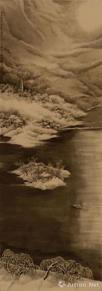 湖心亭看雪