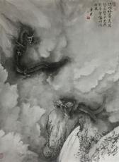 生肖组画·龙