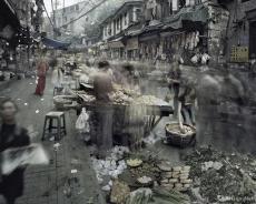 《故城》系列之叫花子街