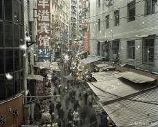 《故城》系列之东方红大街