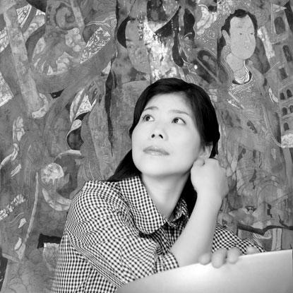 沈青(潘培芳)画家