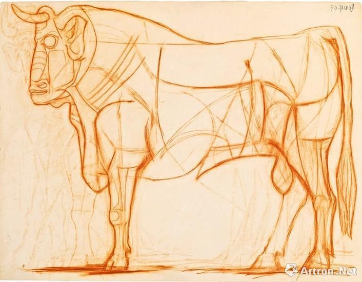 """牛头怪:毕加索的""""第二自我"""""""
