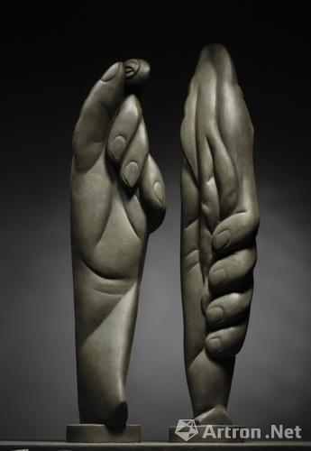 Terry Stringer的雕塑作品