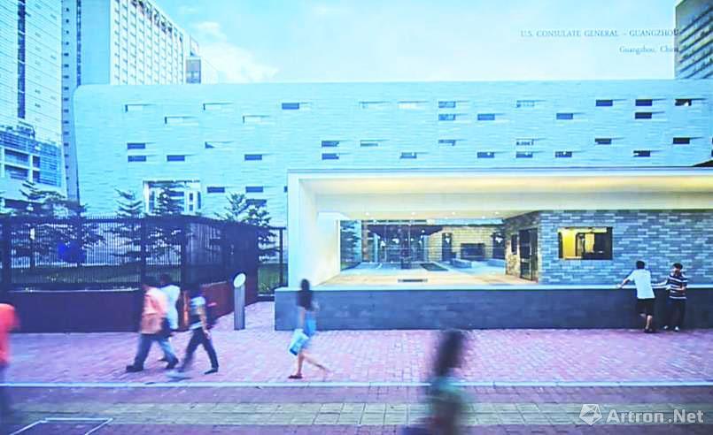 美国驻广州领事馆
