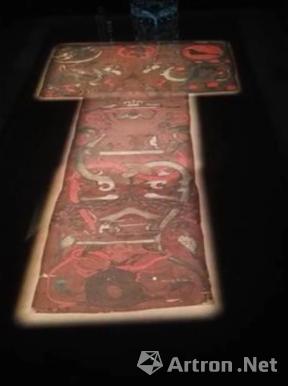 西汉时期T型帛画