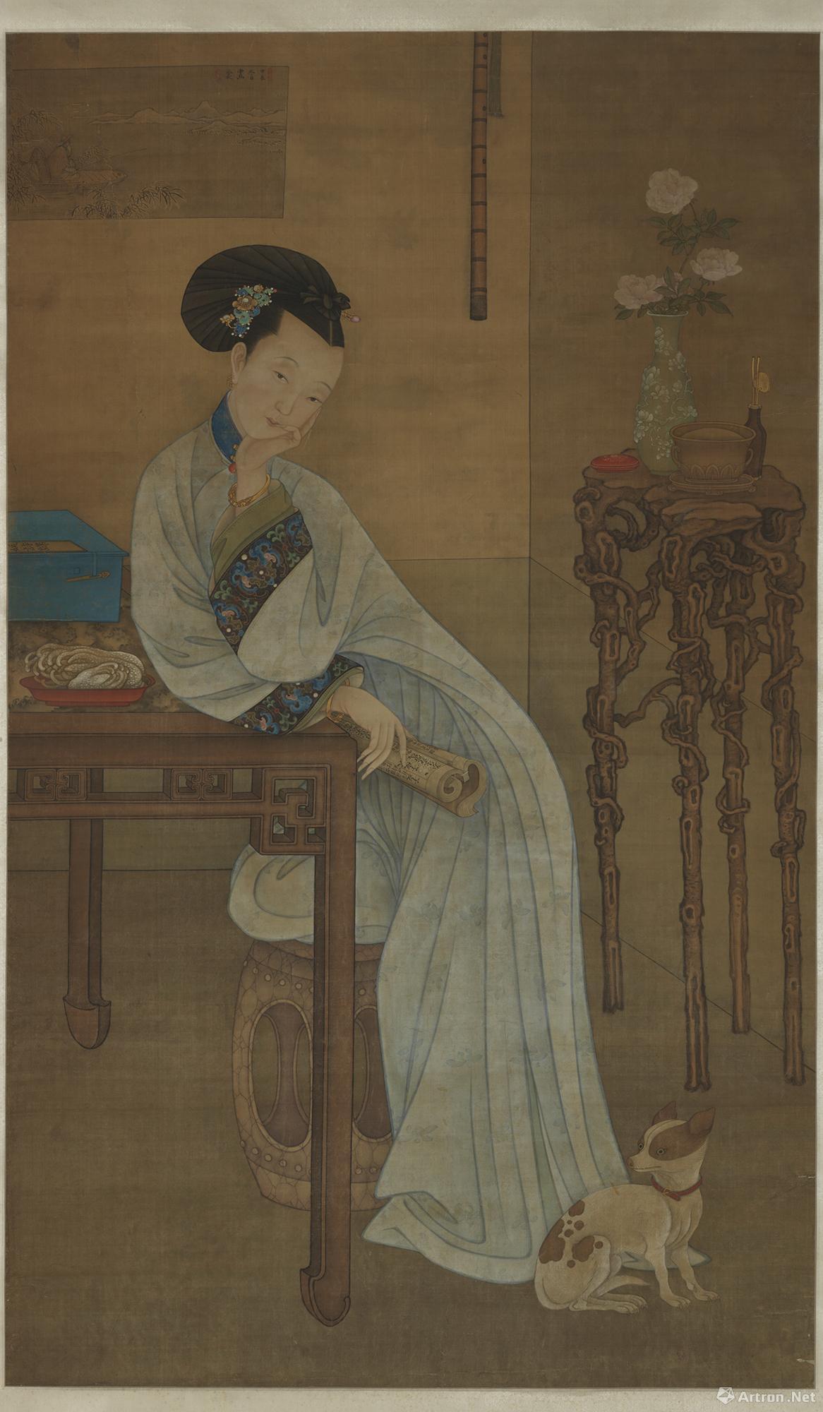 清代中期绘画特展