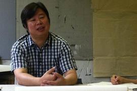 【雅昌公开课】中国美术学院国画系韩璐:梅兰竹菊之画竹(上)
