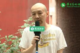 【画廊故事】黄燎原:未来就是坚持理想 自己去努力(上)