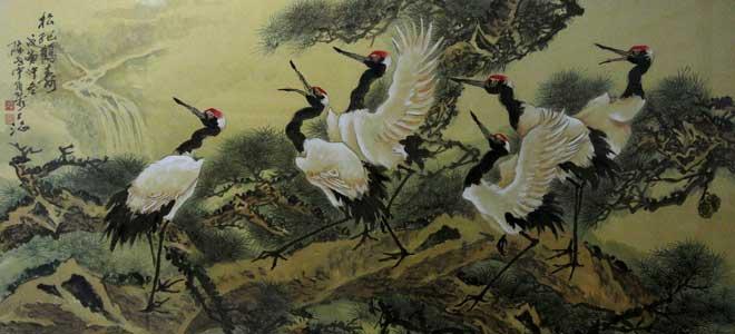 【艺品生活】花鸟画家陈世中