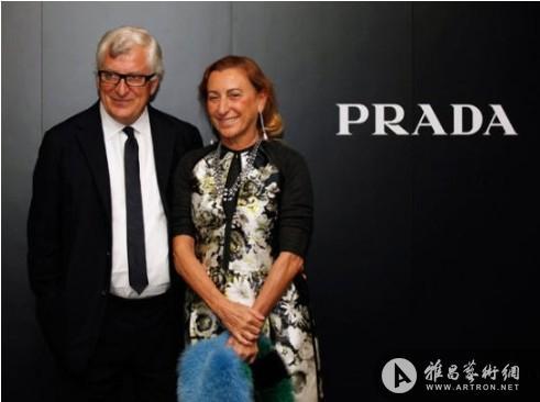 Prada深陷逃税丑闻 继承人夫妇遭调查