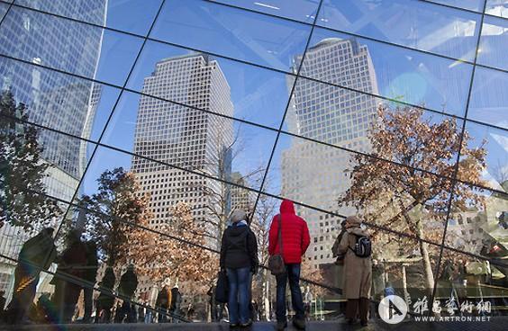 缓慢的纽约世贸中心重建