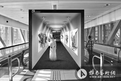 迪拜拟将地铁站建成艺术博物馆