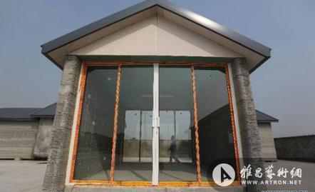 10幢3D打印建筑亮相上海