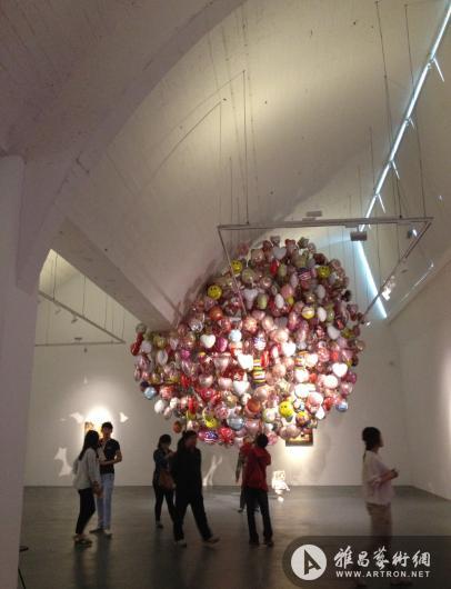 《文化符码》韩国当代艺术四人联展泉空间开幕!