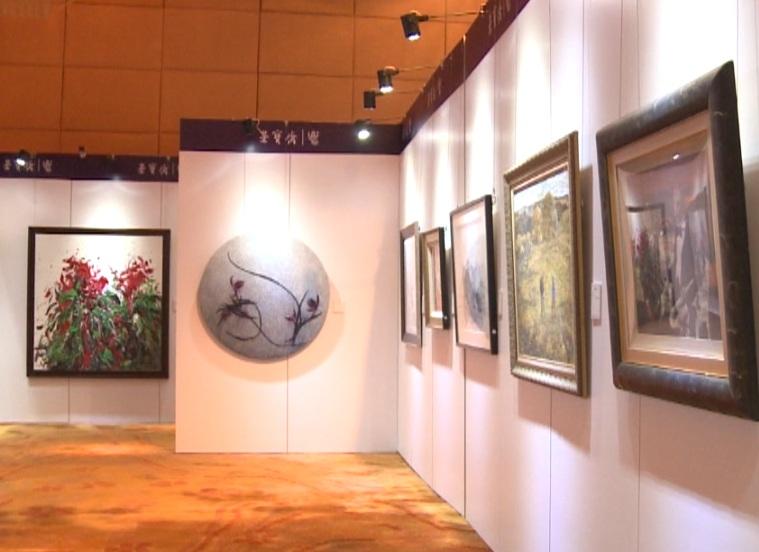 荣宝斋(上海)2014春拍上海预展