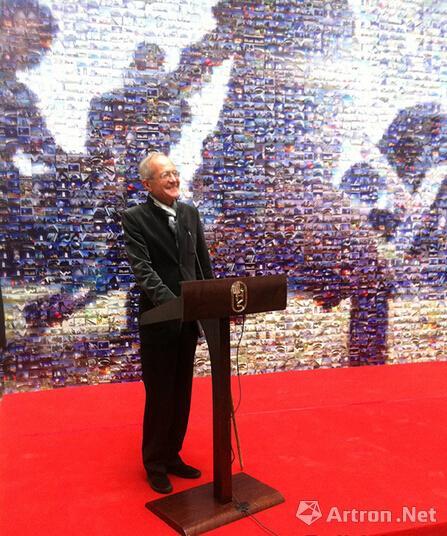 新未来主义建筑师——德尼·岚明作品展开幕