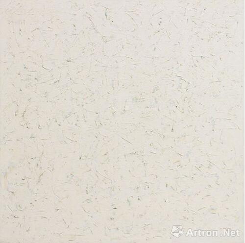 为什么一幅白色的油画估价高达2千万美元